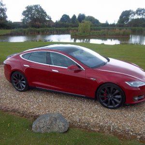 Tesla Model S P85+ Performance Plus